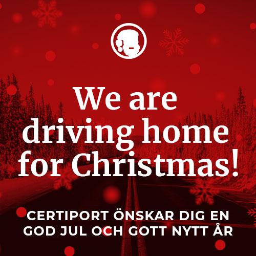 Certiport önskar God Jul