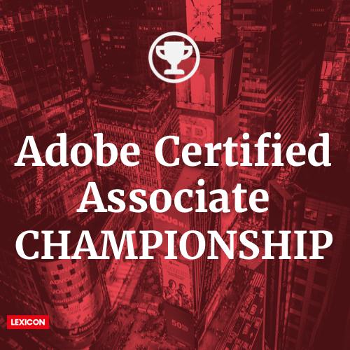 Uttagningarna till Adobe World Championship